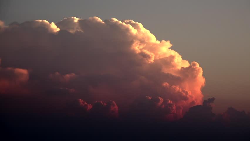 Boiling dark clouds time-lapse. | Shutterstock HD Video #28062388
