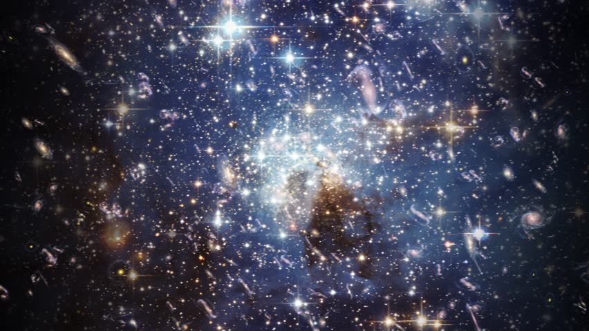 Big bang creation universe singularity space science physics galaxy god 4k   Shutterstock HD Video #28256647
