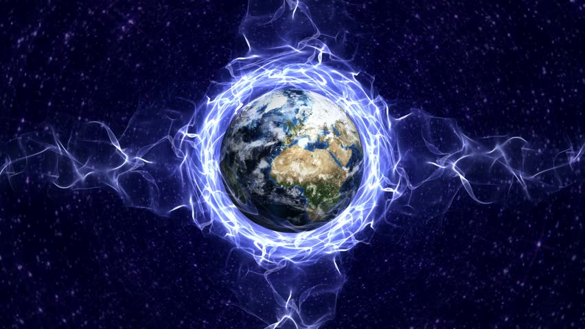 Earth and Fibers Ring Animation    Shutterstock HD Video #28308895