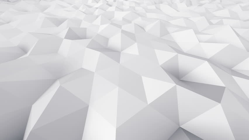 Geometric Triangle Wall waving background. | Shutterstock HD Video #28360948