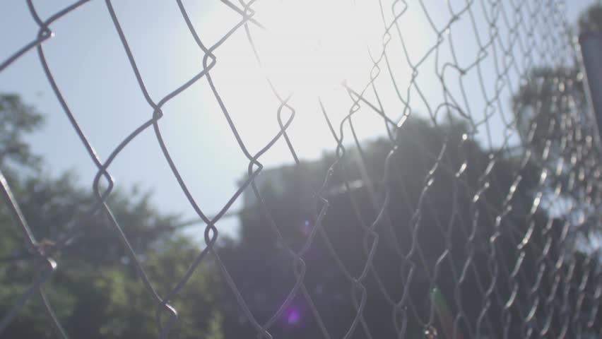 Damn fence   Shutterstock HD Video #28422295