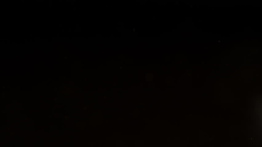 White liquid into water. Black background underwater close-up shot. #28438456