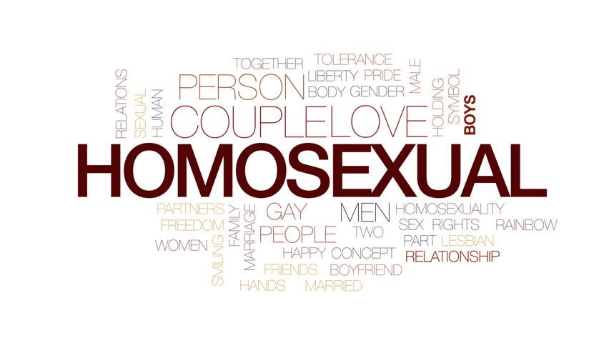 Homosexual code words