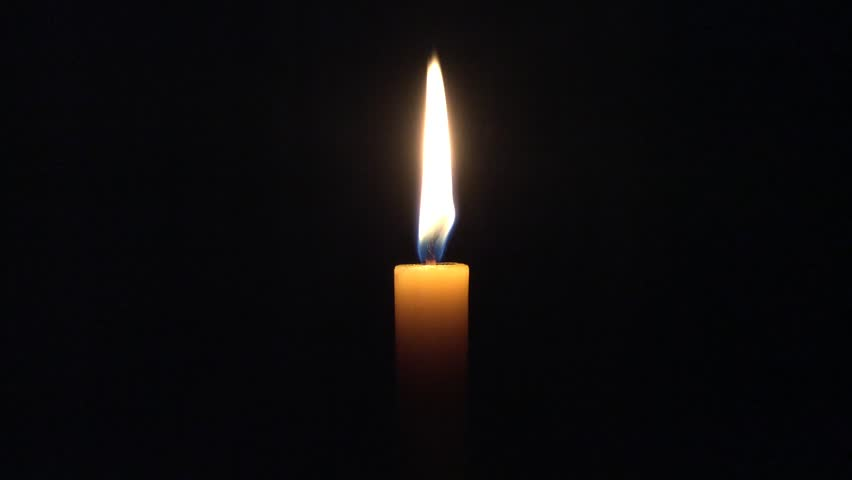 HD 1080p - Candle in high definition, much copyspace for own text #28571530