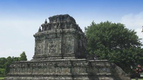 Borobudur, or Barabudur Indonesian Candi Borobudur is a 9th-century Mahayana Buddhist temple in Magelang, Central Java, Indonesia