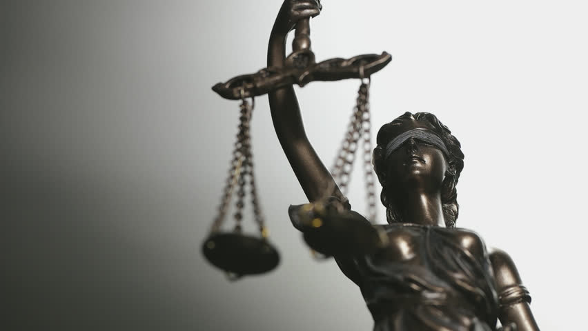Law Symbol - The Statue of Justice