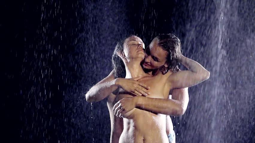 Rain sex