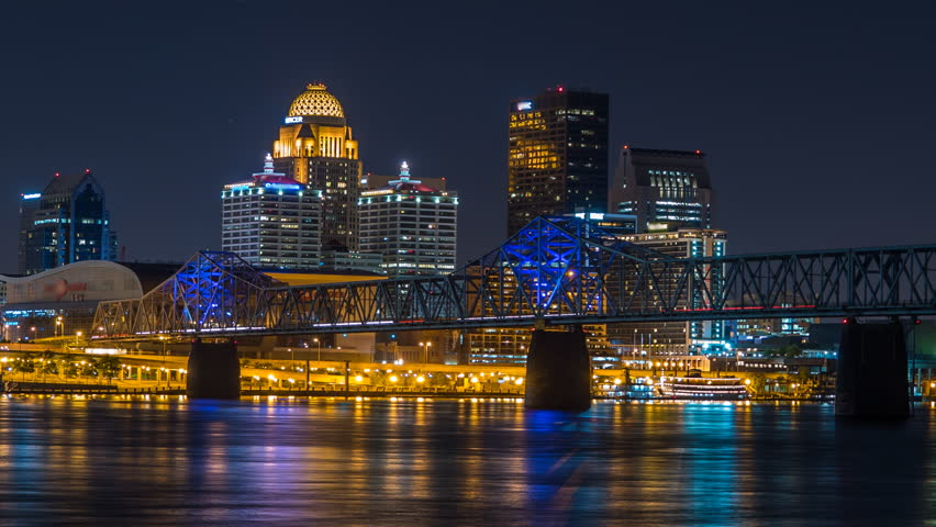 Skyline of Downtown Louisville, Kentucky image - Free stock photo - Public  Domain photo - CC0 Images