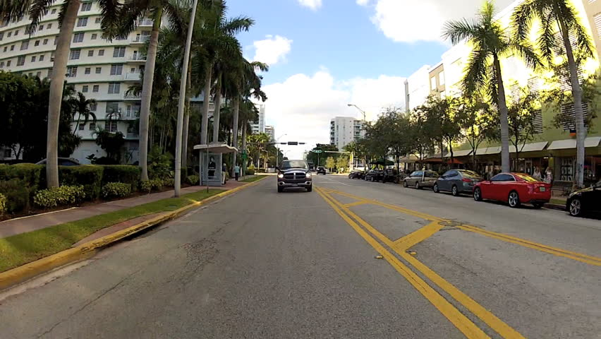 West Avenue Miami Beach
