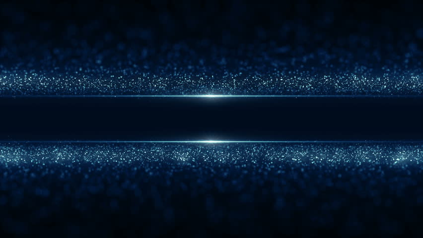 Particles blue dust abstract light motion titles cinematic background vj loop | Shutterstock HD Video #29130685
