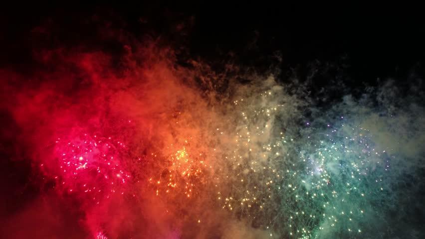 Fireworks at Tokyo | Shutterstock HD Video #29142682