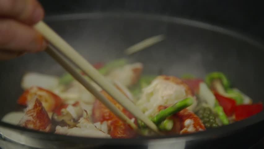 Cook vegetable | Shutterstock HD Video #29148961