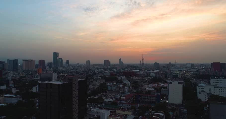 Mexico City Sunshine   Shutterstock HD Video #29224660
