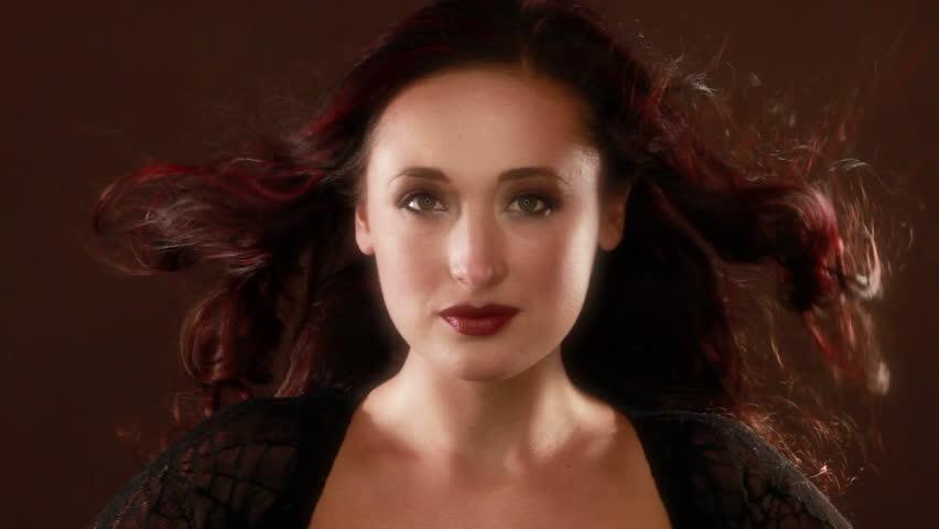 Beauty Face Closeup | Shutterstock HD Video #2935240