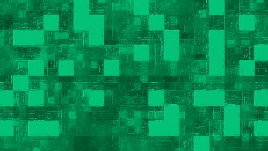 Abstract animated green background with a stylized glass texture | Shutterstock HD Video #29381704