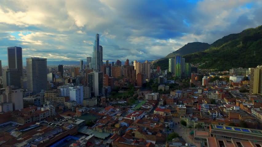 Aereo Bogota Center