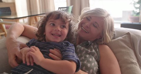 Grandmother Grandson Stock Video Footage 4k And Hd Video Clips