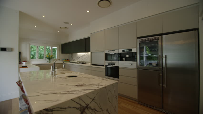Shot of kitchen on angle | Shutterstock HD Video #29563186