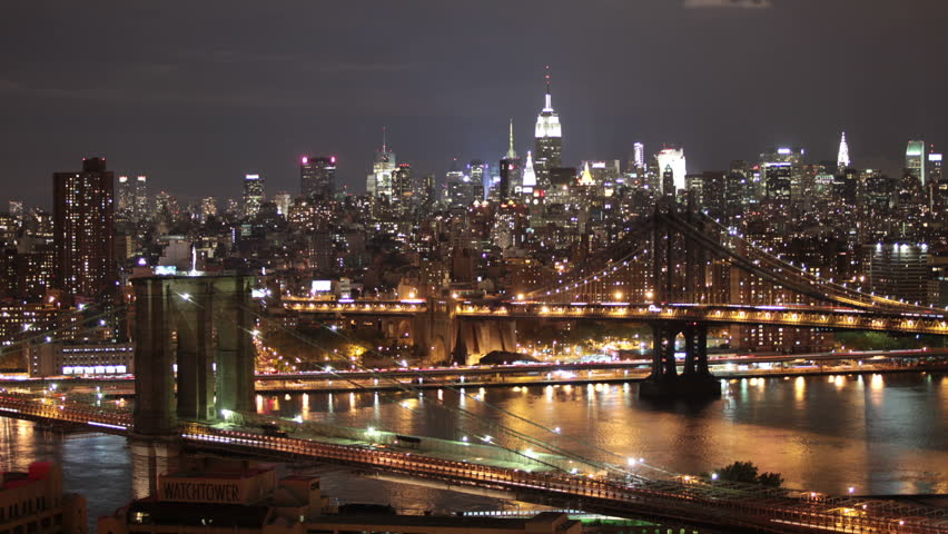 Brooklyn Bridge New York City Stock Footage Video 100 Royalty Free 2960389 Shutterstock
