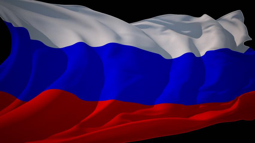 развивающиеся флаги россии то