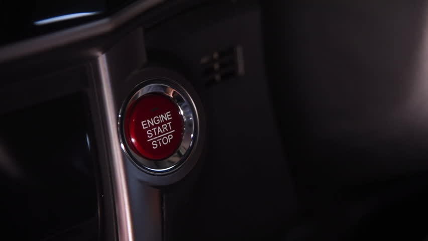 Starting and stopping the engine of a car | Shutterstock HD Video #29642653