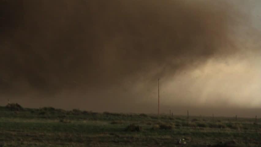 Tornado Base Close Up - Wray, CO
