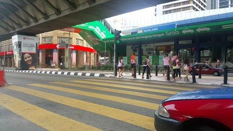 Kuala Lumpur Malaysia August 13 Stock Footage Video 100 Royalty Free 29768956 Shutterstock
