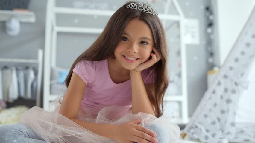 Cute Little Girl Video
