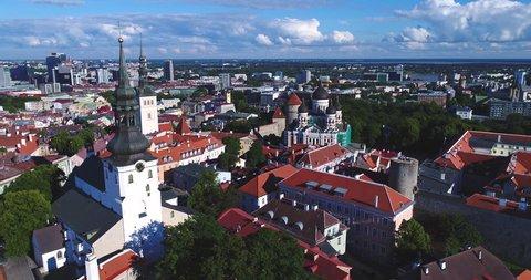 Tallinn Aerial Estonia