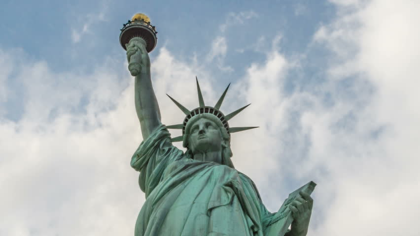 Statue of Liberty in New York City | Shutterstock HD Video #2999638
