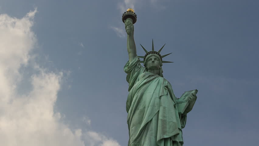 Statue of Liberty in New York City | Shutterstock HD Video #2999950