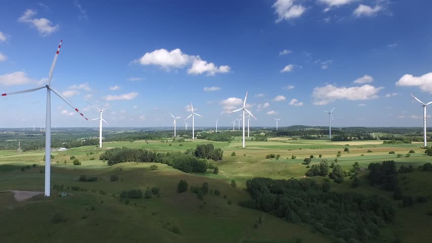 Windmills   Shutterstock HD Video #30022855