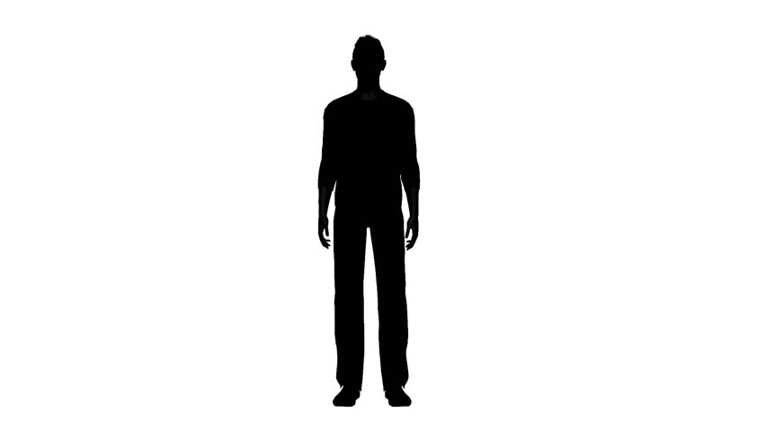 Silhouette Of Man Walking Video Stock A Tema 100 Royalty Free 3005101 Shutterstock Download 130,000+ royalty free male silhouette vector images. silhouette of man walking video stock a tema 100 royalty free 3005101 shutterstock