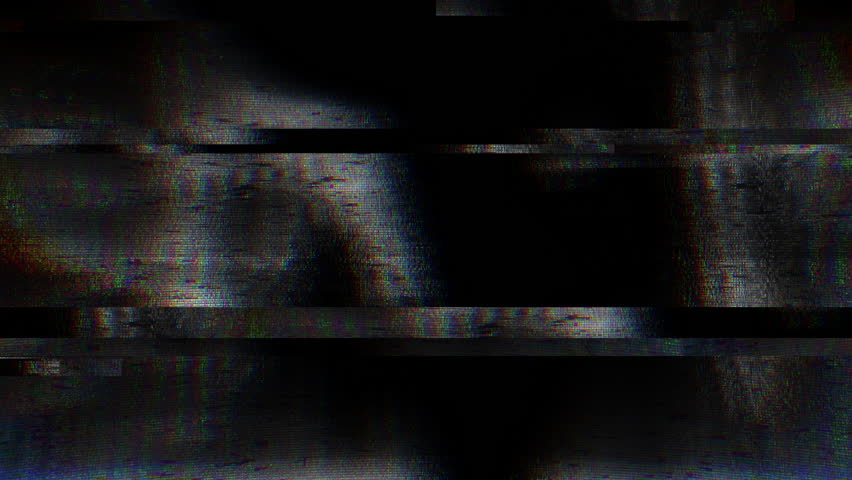 Abstract Digital Animation Pixel Noise Glitch Error Video Damage #30128821