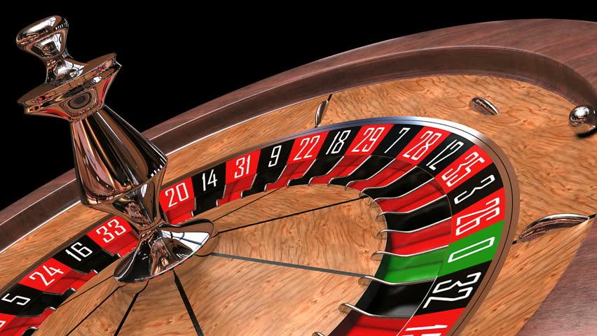 Roulette Casino Foto