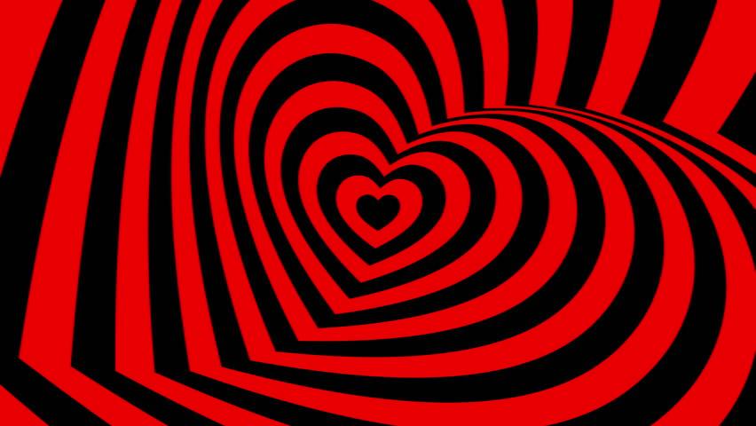 Красный гипноз картинка