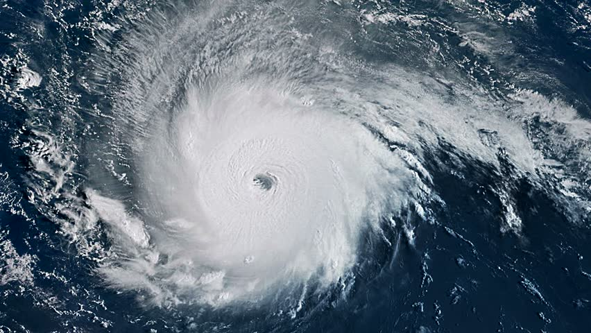 Hurricane Irma Cat. 5, 160 mph,- Caribbean and south United States - Sept. 5, 2017 - Some of the video elements are public domain NASA imagery: it is requested by NASA that you credit when possible. #30483439