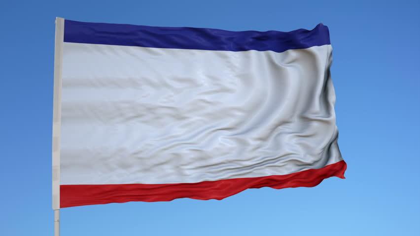 задачей флаг республики крым фото знаменательная