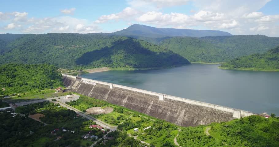 Khun Dan Prakan Chon Dam Arkivvideomateriale (100 % royaltyfritt) 30513730   Shutterstock