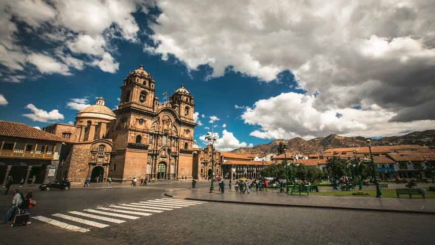 Timelapses Sacred Valley, Cusco - Peru