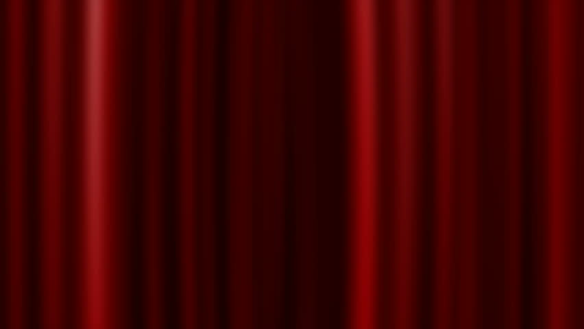 Movie screen curtains opening | Shutterstock HD Video #306340