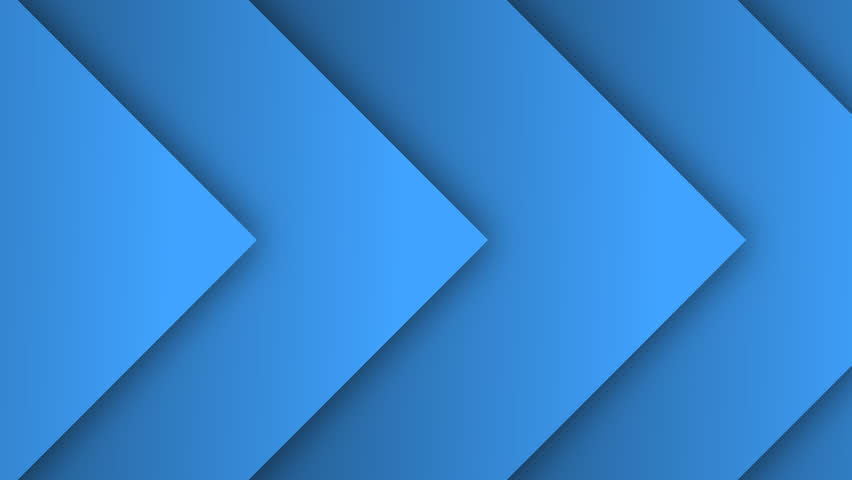 Blue Arrows Horizontal Wipe. Slide Transitions. From Left to Right and From Right to Left. Alpha Channel Included.