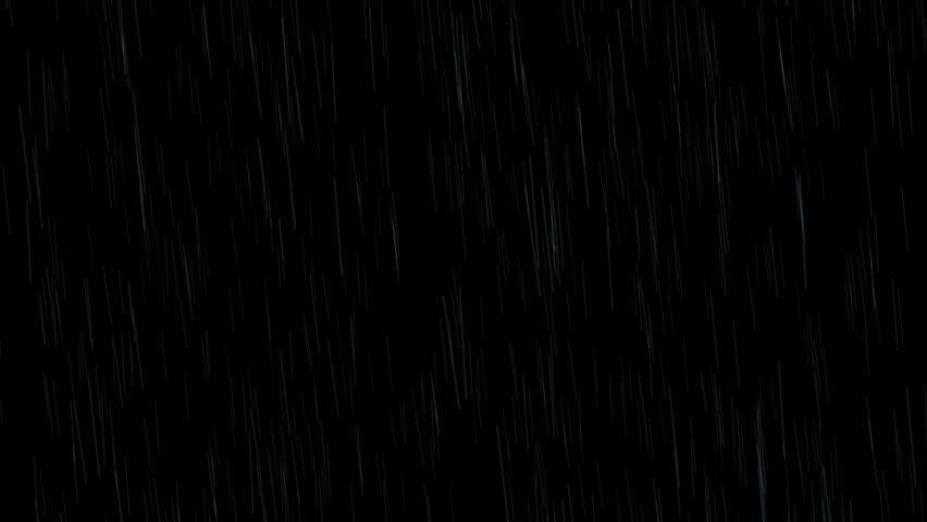 Rain at night,water ripple in pond. | Shutterstock HD Video #3083308