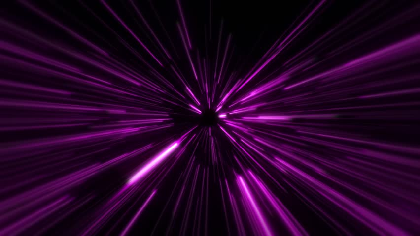 Flight inside a Fuchsia StarsField Tunnel at The Speed of Light Loopable   Shutterstock HD Video #30862324