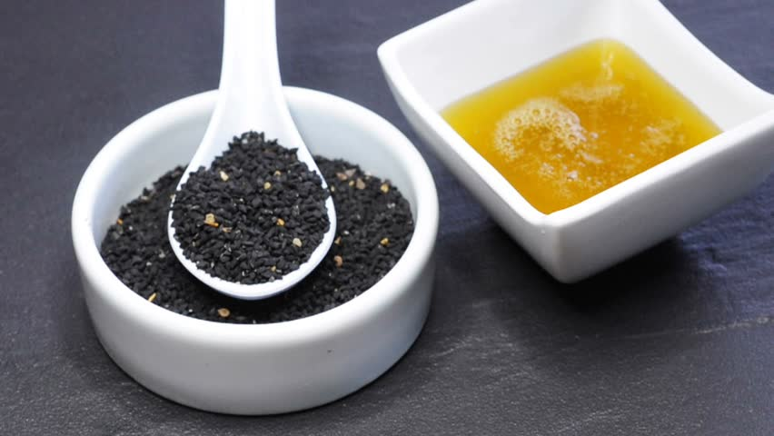 black cumin and black cumin oil
