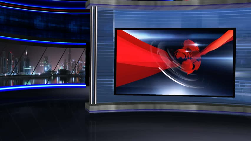 Virtual Set diva 5 background is perfect for any type of news or information presentation. The background features a stylish and clean layout with subtle movements and animations.