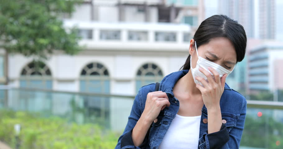 Woman Feeling Sick and Wearing Stock Footage Video (100% Royalty-free)  31008046 | Shutterstock