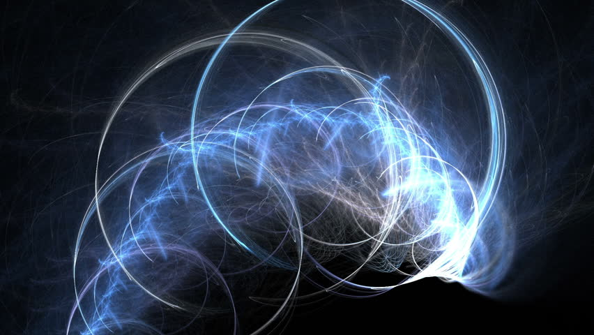 Digital Animation of a looping  Fractal Shape    Shutterstock HD Video #31051408