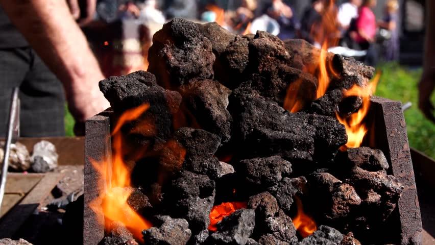 Festival of blacksmiths in the city of Donetsk   Shutterstock HD Video #31052938