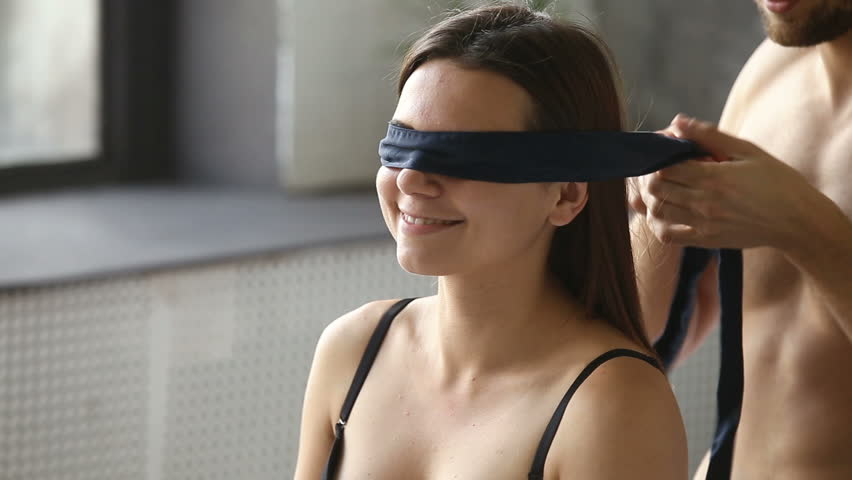 Husband Shares His Blindfolded Wife With Random Stranger